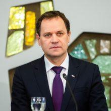 V. Tomaševskis: mano prasto EP aktyvumo statistika yra melaginga