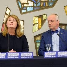 Socialdemokratai renka partijos pirmininką: varžosi du kandidatai