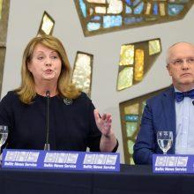 Socialdemokratai rengia tarybos posėdį: aptars partijos pirmininko rinkimus