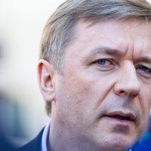 """""""Valstiečių"""" balsavimas dėl pasitikėjimo R. Karbauskiu bus slaptas"""