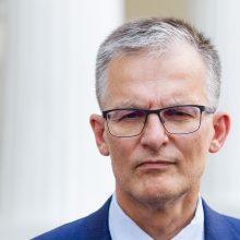 Seimo opozicijos lyderis: tai yra despotizmo, kurį vaizdavo daugumos lyderis, pabaiga