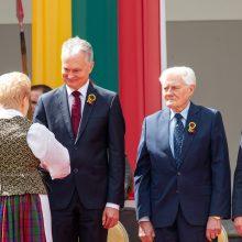 Reitingai: G. Nausėdos inauguracijos išvakarėse pirmauja trys prezidentai