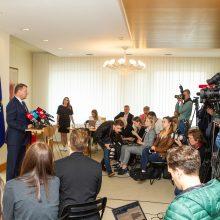 Teismas: Vyriausybė pažeidė žurnalistų teises ištrindama pasitarimo įrašą