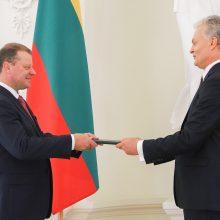 Premjeras šią savaitę pristato atnaujintą Ministrų kabinetą