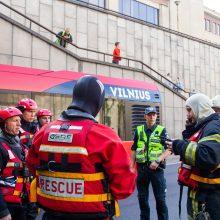 Galima avarija Astrave: dar kartą vertins, turi ar neturi evakuotis Vilnius