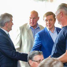 R. Karbauskis: Seimo pirmininko klausimas dabar nėra svarbiausias