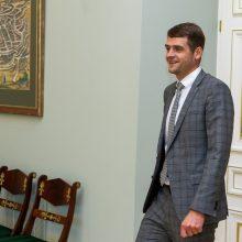 G. Nausėda įvardijo keturis ministrus, kuriuos ragina palikti Vyriausybėje