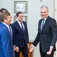 Politikų reitingai: žmonės nusivylę valstybės galvomis, ypač R. Karbauskiu