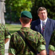 KAM siūlys didinti Lietuvos indėlį Malyje ir Afganistane