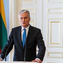 G. Nausėda: Europa nebegali aklai kliautis JAV dėl savo saugumo