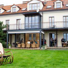Zuokų namas Užupyje parduotas už 3 mln. eurų: A. Zuokas ieško, kur gyventi