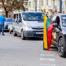 Baltijos kelią švenčiantys vilniečiai: tada prasidėjo trijų valstybių draugystė