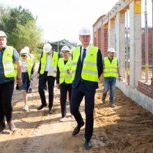 Vilniuje kyla dar viena nauja mokykla: šį kartą – džiaugsmas Balsiams