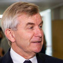 VRK nutraukė tyrimą dėl V. Pranckiečio per rinkimus naudoto profesoriaus vardo