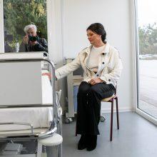 """Ar bus norinčių """"pasimatuoti"""" vėžiu sergančio vaiko tėvų kėdę?"""