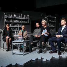 Naujasis Mažojo teatro sezonas – klasikos gerbėjams, jaunimui ir kūdikiams