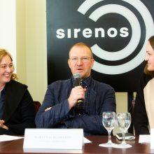 """Šiųmečiame festivalyje """"Sirenos"""" – 30 spektaklių ir nauji teatro vardai"""