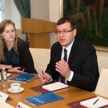 Vilniuje – pasitarimas dėl ES kibernetinių pajėgų kūrimo