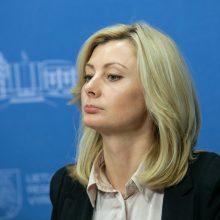 Prezidento patarėjas: R. Tamašunienė gali gerai vykdyti savo pareigas