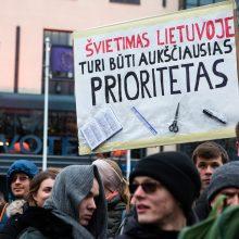 V. Šapokai ir kitiems Vyriausybės nariams – Lietuvos mokslininkų atkirtis