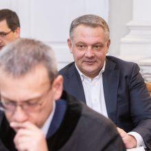 """Teismas grįžta prie """"MG Baltic"""" korupcijos bylos"""
