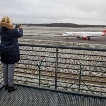 Vyriausybė blokuoja kinų įrangos diegimą oro uostuose dėl grėsmės saugumui