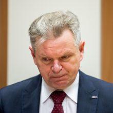 Parašai surinkti: J. Narkevičius turės pasiaiškinti Seimo posėdyje