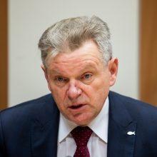 J. Narkevičius Trakų rajono keliams skyrė dar 600 tūkst. eurų