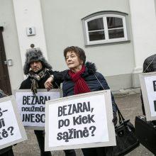 Nenori statybų, kurios užstotų Vilniaus senamiesčio panoramą