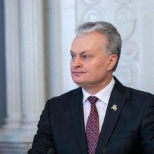 G. Nausėda artimiausiomis dienomis susitiks su kandidatais į ministrus