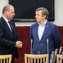 R. Karbauskis: premjeras apie dalyvavimą Seimo rinkimuose praneš raštu