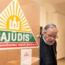 Seimo vadovė: verta grįžti prie valstybės vadovo statuso V. Landsbergiui klausimo