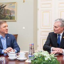 R. Karbauskis: prezidentą gerbiu, bet tiesa jam nebus maloni