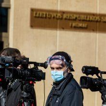 Seimas balsuos dėl žurnalistų teisės gauti informaciją iš registrų