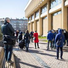 R. Karbauskis apie kaltinimus A. Verygai: opozicija susirūpino savo reitingais