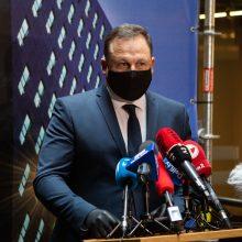 Prezidentas siūlo skirti buvusį generalinį prokurorą teisėju Ukmergėje