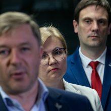 R. Karbauskis siūlys suspenduoti T. Tomilino narystę partijoje