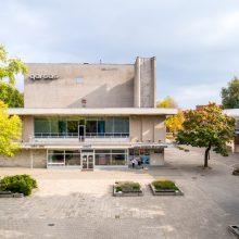 S. Eidrigevičiaus menų centro darbus tikimasi atnaujinti kovą