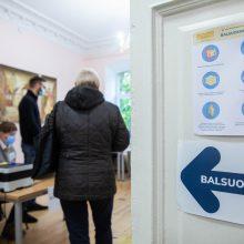 VRK primena: saviizoliacijoje esantys Radviliškio rinkėjai gali balsuoti namuose