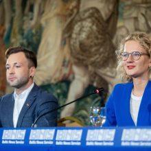 A. Armonaitė dėl įžeidimų prieš T. Raskevičių kreipėsi į prokuratūrą