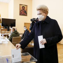 Valdantiesiems – D. Grybauskaitės kritika dėl viruso krizės valdymo