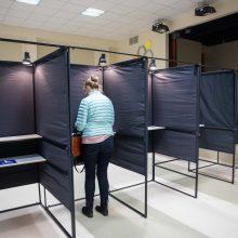 Radviliškio mero rinkimuose iš anksto balsavo 3,58 proc. rinkėjų