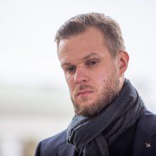 G. Landsbergis ragina Baltarusiją nedelsiant išlaisvinti politinius kalinius