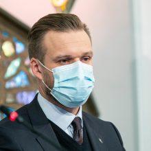 G. Landsbergis: ES turėtų nedelsiant reaguoti į galimą A. Navalno sulaikymą
