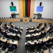 KT vertins prievolę kandidatams į Seimą nurodyti teistumą