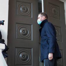 G. Landsbergis: G. Nausėda naujus ministrus tvirtino veikiamas nuoskaudų <span style=color:red;>(interviu)</span>