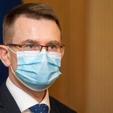 """A. Dulkio visuomeniniu patarėju tapo """"Ciniškas chirurgas"""" E. Kulikauskas"""