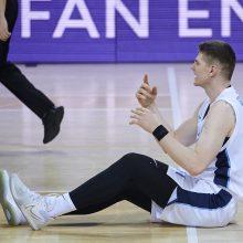 "CSKA nesulaikė lietuvio A. Gudaičio ir ""Zenit"""