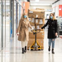 Finansų ministerija pristato planą, kaip ES lėšomis gaivins Lietuvos ekonomiką