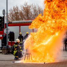 Ugniagesiai prašo įspėti apie neturinčius dūmų detektorių: atvyksime ir sumontuosime